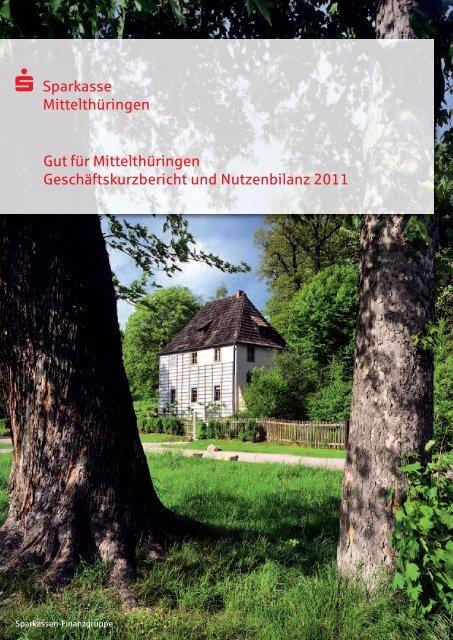 S Sparkasse Mittelthüringen Gut für Mittelthüringen ...