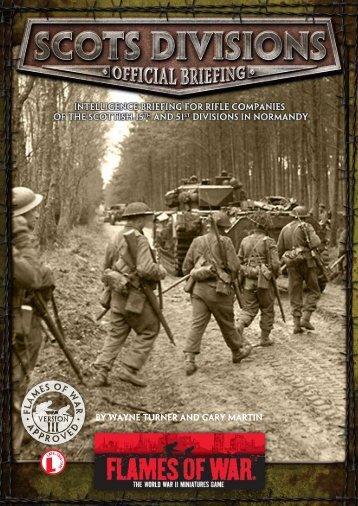 Scots Division PDF - Flames of War