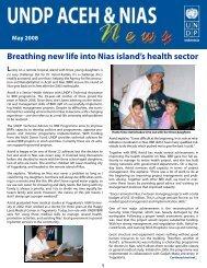 may08 Aceh&Nias News.pub - UNDP