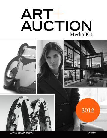 2012 Media Kit - Artinfo