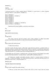 580/2004 Z.z. ZÁKON z 21. októbra 2004 o zdravotnom poistení a o ...