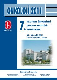 hacettepe üniversitesi onkoloji enstitüsü sempozyumu - Frame