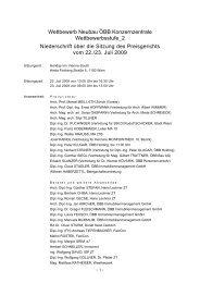 Protokoll der Sitzung des Preigerichts vom 22.+23.07