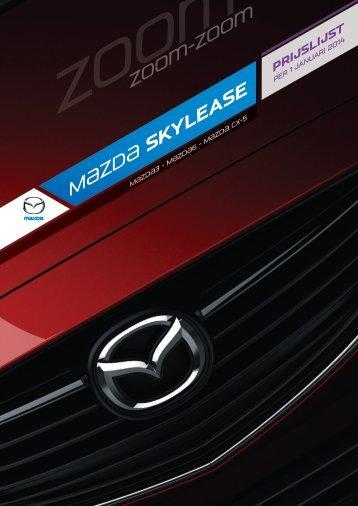 M{zd{ skylease - Mazda