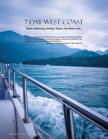 7-day West Coast - Super Value Tours