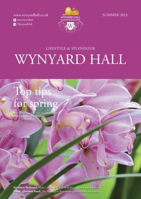 Summer BBQ - Wynyard Hall