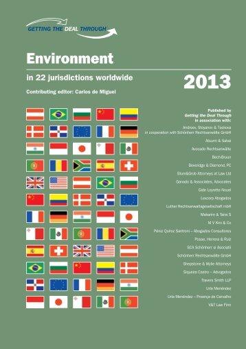 Environment - Blum&Grob