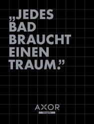 Axor Markenbroschüre - Hansgrohe