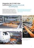 Integration des 3-l-VW in den Lackierstrang [Integration of the 3-l ... - Seite 2