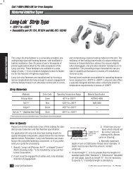 Long-Lok strip type - NetSuite