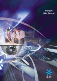 Intelligent Video Systems - SMP