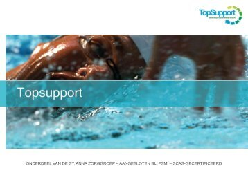 Trainingsprincipes, Chris Witty - TopSupport