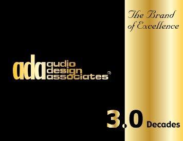 Page 1 - Audio Design Associates