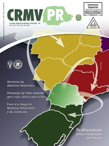 Revista_CRMV_25:REVISTA CRMV 17.qxp.qxd - CRMV-PR