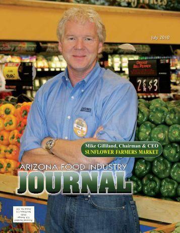 SUNFLOWER FARMERS MARKET - Arizona Food Marketing Alliance