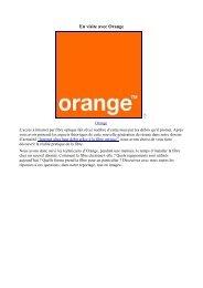fibre optique - LaFibre.info