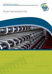 Power Transmission - Volta Belting Technology Ltd.
