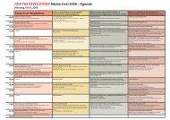 Adobe Live! 2006 – Agenda - Weskamp & Partner