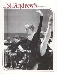 SAS Concert Choir Tour in Germany - Saint Andrew's School Archive