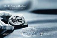 Performance Studio Preisliste: SLS-Klasse - Mercedes-Benz ...