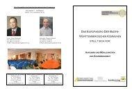 Das Europabüro der Sächsischen Kommunen