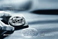 CLS-Klasse. - Mercedes-Benz Niederlassung Weser-Ems