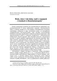 Maciej Kokoszko, Krzysztof Jagusiak - Przegląd Nauk Historycznych