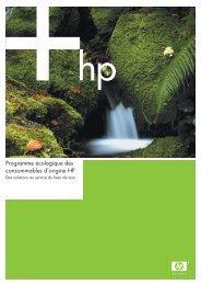 PDF - 1,56 Mo - Hewlett-Packard France - HP
