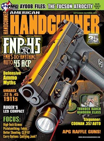 American Handgunner Sept/Oct 2011 - Jeffersonian