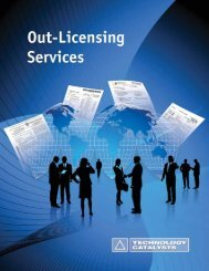 Brochure - Technology Catalysts International