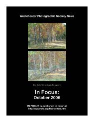 October, 2006 - WPS