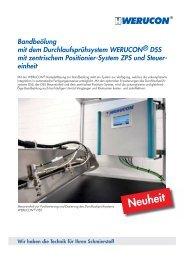 Bandbeölung - Werucon Automatisierungstechnik GmbH