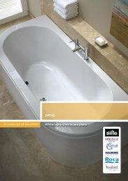 52651 Bathroom Brochure Section Templates - City Plumbing ...
