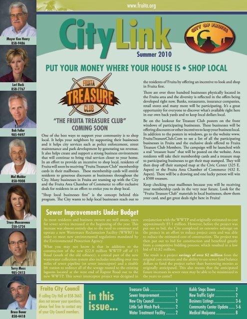 CityLink 2010-2.pdf - City of Fruita