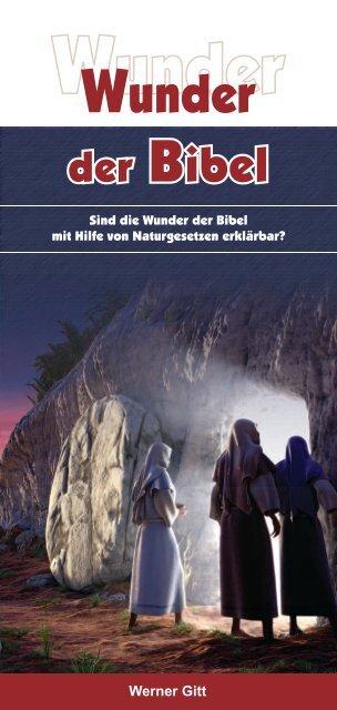Wunder der Bibel