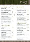 Lounge bar Menu - Novotel London West - Page 2