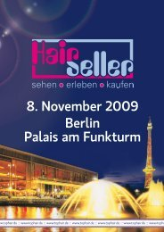Berlin Palais am Funkturm 8. November 2009