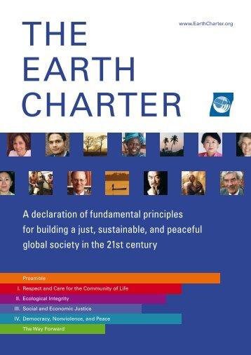 Earth Charter - EAUC