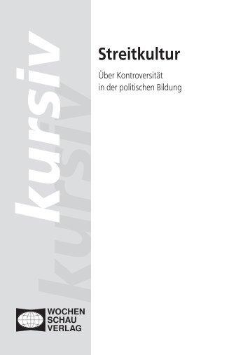 kursiv 3x 09 - Wochenschau Verlag