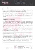 Coron: Multi-day sea safari November to April - Whistling Arrow - Page 5