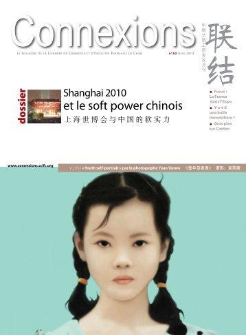 et le soft power chinois - ccifc