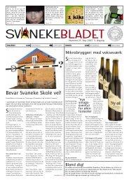 Nr. 25 - September 2007 - Svaneke.info