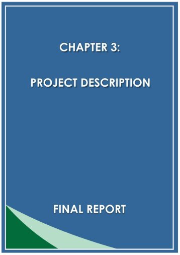 Project Description - Enviro Dynamics Namibia