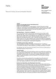 København 7. juni 2012 Ministeriet for Forskning, Innovation og ...