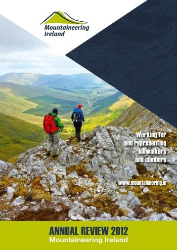 ANNUAL REVIEW 2012 - Mountaineering Ireland