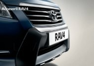 Accesorii RAV4 - Toyota