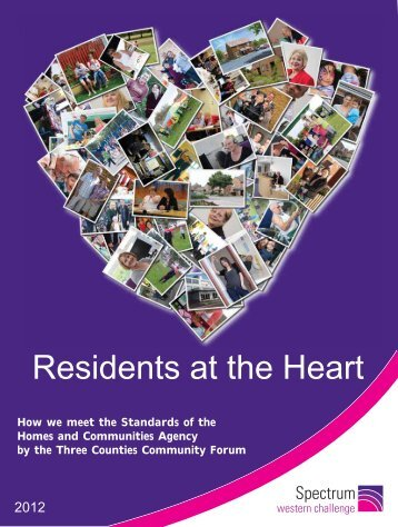 Three Counties Community Forum Annual Report 2012 - Spectrum ...