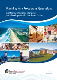 Planning for a Prosperous - Department of State Development ...