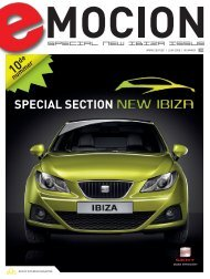 Download magazine 10 - New Ibiza - Club SEAT