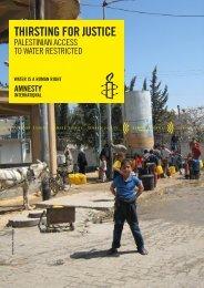 layout 1 - Amnesty International Schweiz